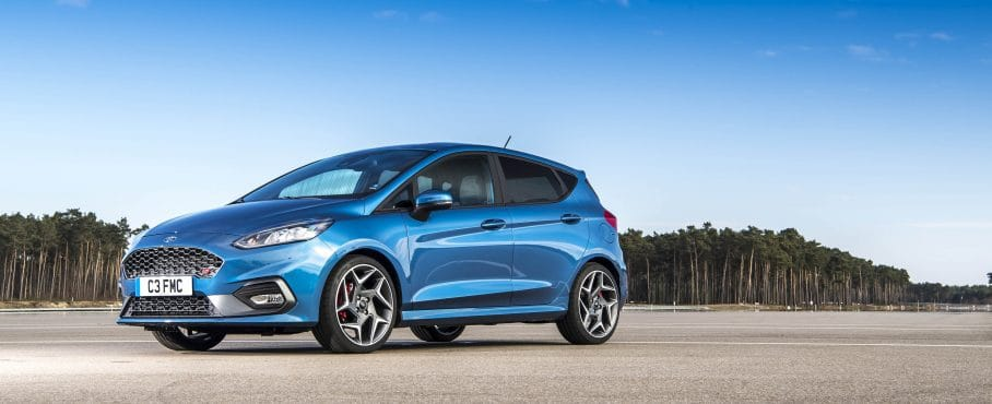 Auto Express Review – 2018 Ford Fiesta ST