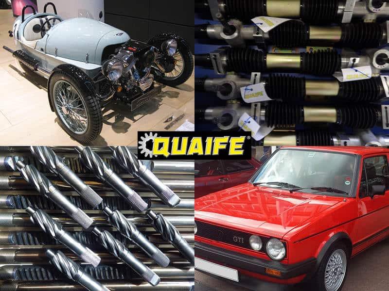 Classic steering racks montage