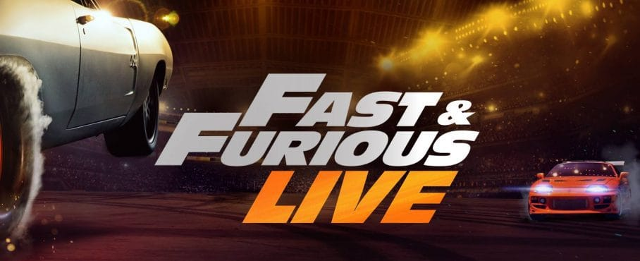 Quaife Powers Fast & Furious Live
