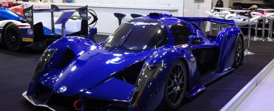 New Ligier JS P4 Prototype Uses Quaife Transmission