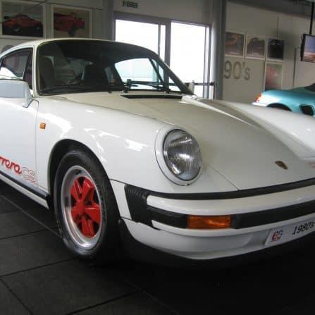 Porsche 911 1980's
