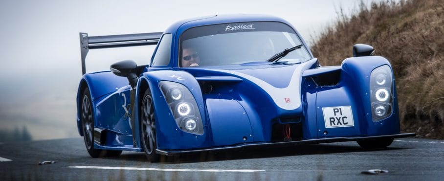 Autocar Review – Radical RXC