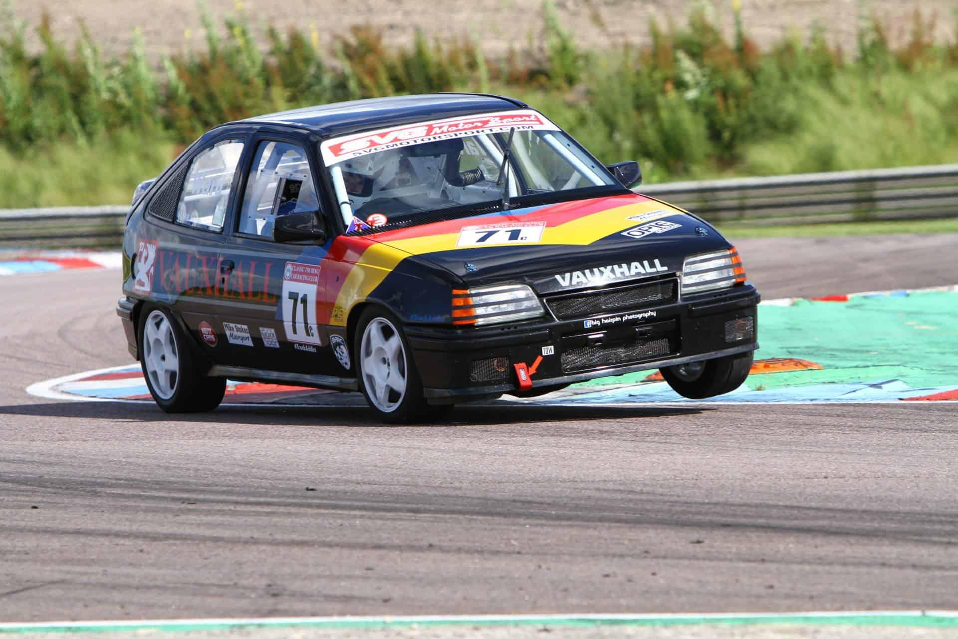 Vauxhall Astra F20