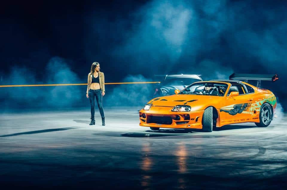 Fast & Furious Live Supra
