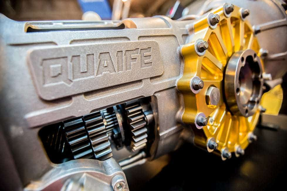 Quaife Motorsport Gearboxes - Sequential, Dog Engagement