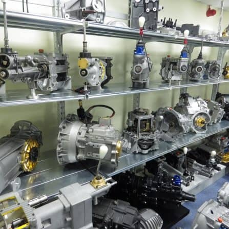 Showroom gearboxes