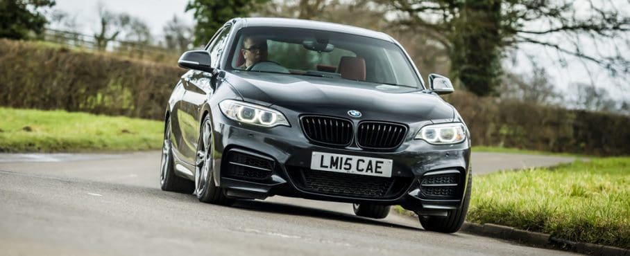 Rave reviews flood in for Quaife ATB equipped BMW M235i