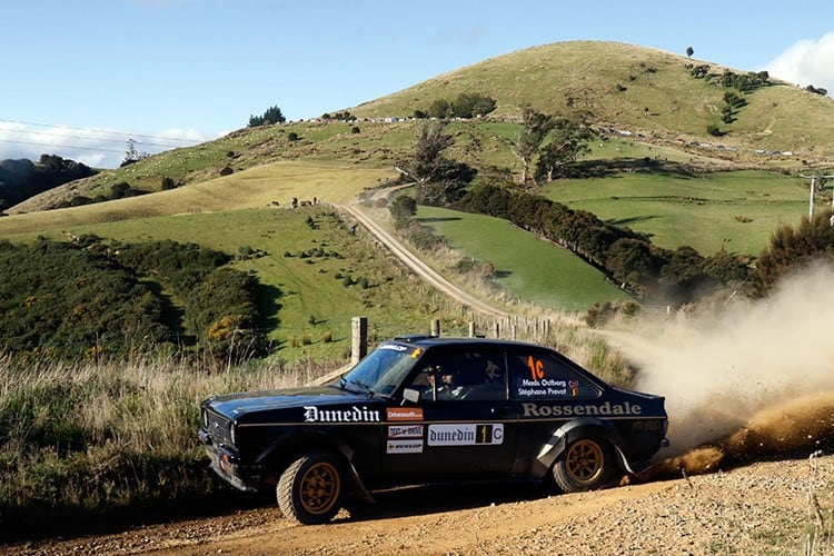 Escort Mk2 rally
