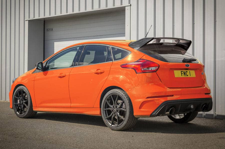 Focus RS Heritage Edition 2