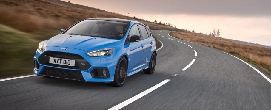 The ATB Differential: Ford Focus RS Edition