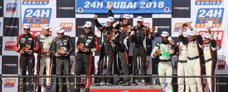 Quaife Storms To Class Win At Dubai 24H