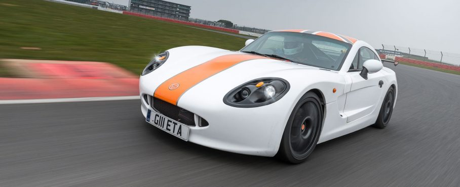 CAR Review – Ginetta G40 GRDC