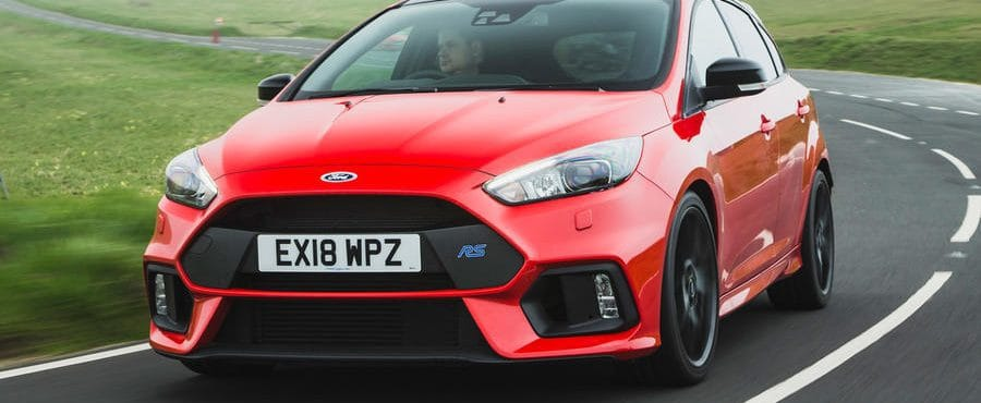 Autocar Review – Ford Focus RS Race Red Edition