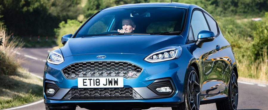 Autocar UK First Drive Review – Ford Fiesta ST