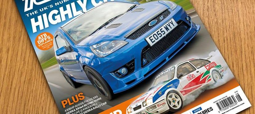 Fast Ford – Aug 2018 – ATB Differential OEM Feature