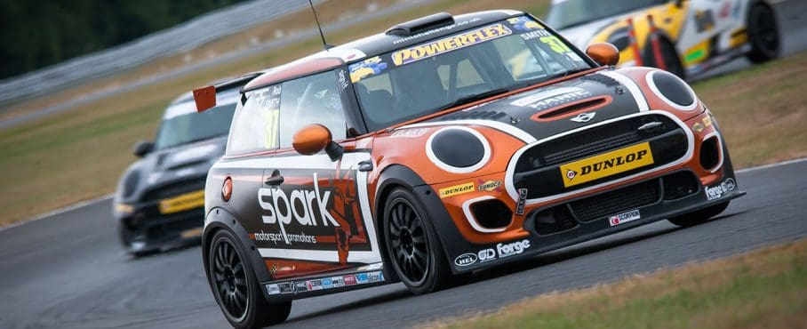 Mini Challenge JCW Round Five Report – Oulton Park