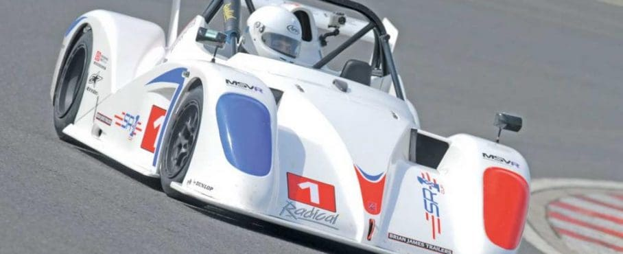 Auto Express Review – Radical SR1 Cup