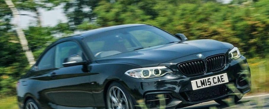 Independent Review – Birds BMW M235i