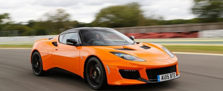 Autocar Review – Lotus Evora 400