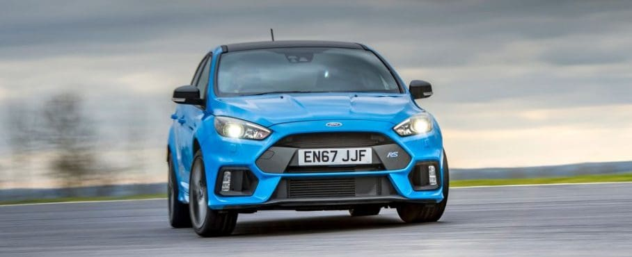 EVO Review – Ford Focus RS Edition