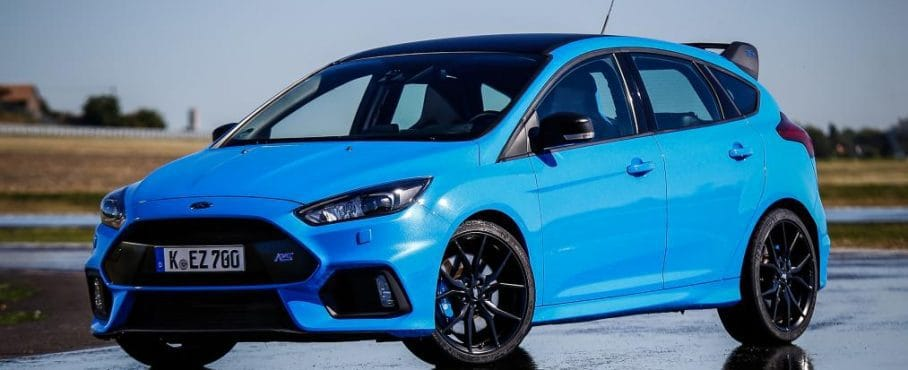 Auto Express Review – Ford Focus RS Edition