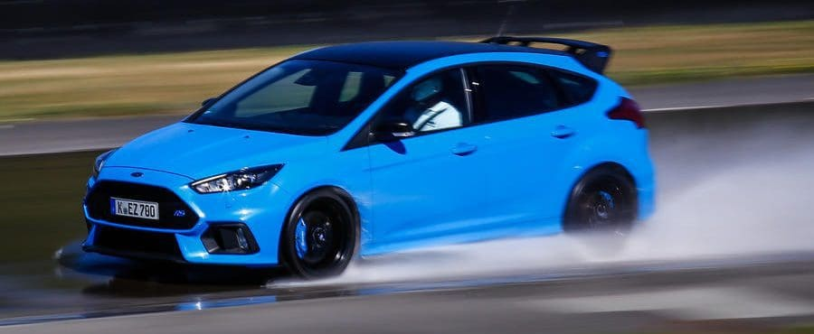 Autocar Review – Ford Focus RS Edition