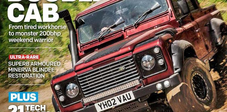 Land Rover Owner Magazine – Sept 2018 – Freelander Rally ATB Differential Fitting Guide