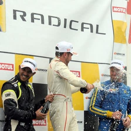 Radical Challenge Championship – Jackson Takes Double Snetterton Honours