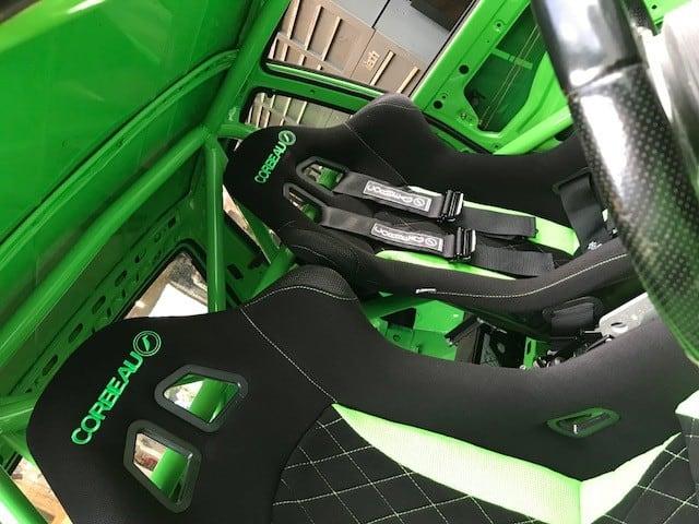 Toyota Starlet P60 interior