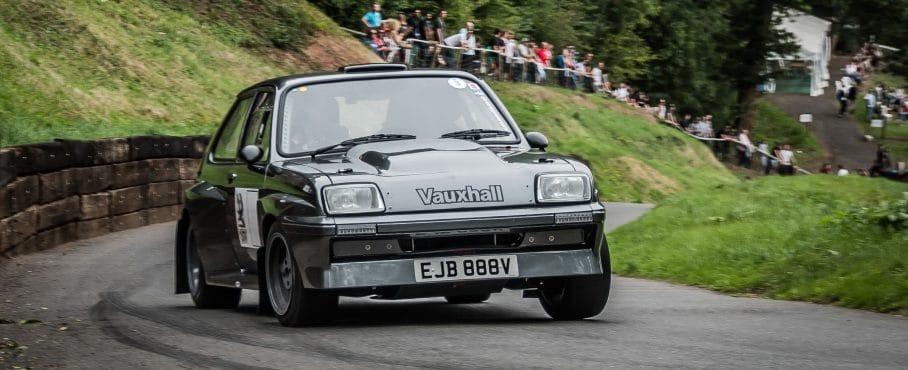 Quaife Case Studies – Vauxhall Chevette HSR