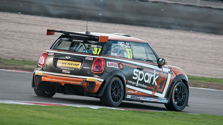 Mini Challenge at Donington