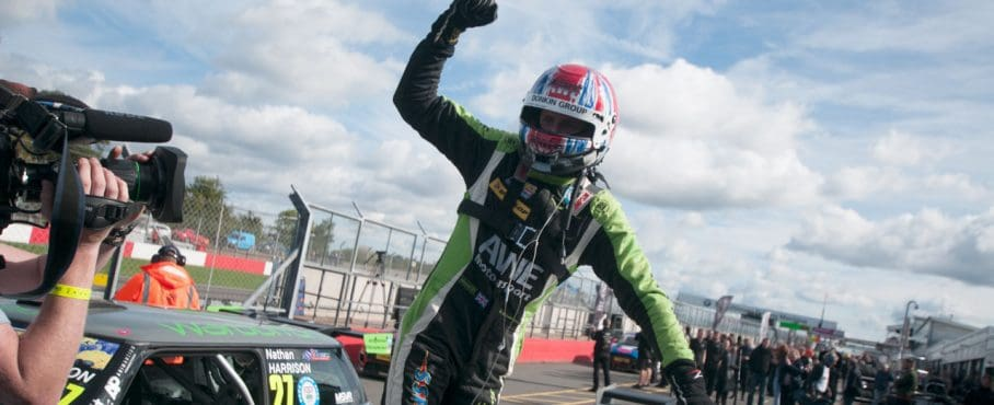 Whorton-Eales Secures Mini Challenge JCW Championship Title